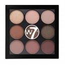 W7 The Naughty Nine Eye Colour Compact - Mid Summer Nights