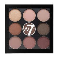 W7 The Naughty Nine Eye Colour Compact - Mid Summer Nights