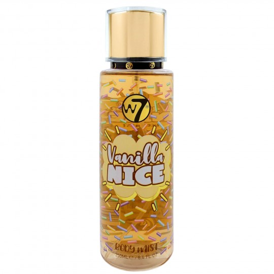 W7 Body Mist - Vanilla Nice
