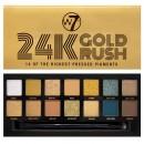 W7 24K Gold Rush Eyeshadow Palette