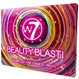 W7 Beauty Blast Cosmetic Advent Calendar 2019
