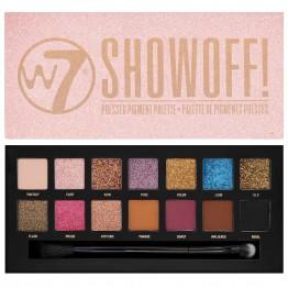 W7 Show Off! Pressed Pigment Palette