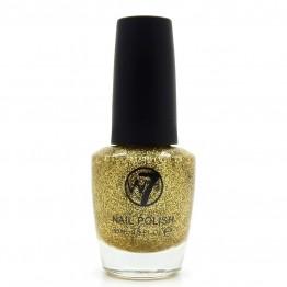 W7 Nail Polish - 6 Gold Dazzle