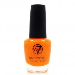 W7 Nail Polish - 9 Orange Dazzle