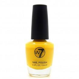 W7 Nail Polish - 21 Neon Yellow