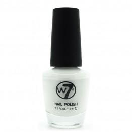W7 Nail Polish - 34 White