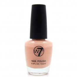 W7 Nail Polish - 65 Silk