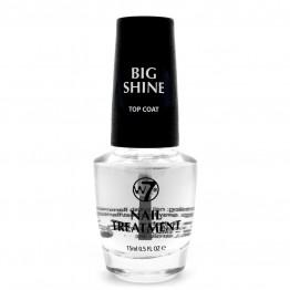 W7 Nail Treatment - Big Shine Top Coat