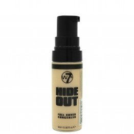 W7 Hide Out Full Cover Concealer - Light
