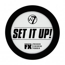 W7 Set It Up! Special FX Pressed Powder