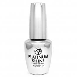 W7 Nail Treatment - Platinum Shine