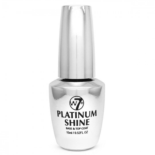W7 Nail Treatment - Platinum Shine