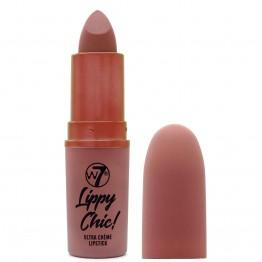 W7 Lippy Chic Ultra Creme Lipstick - Gossip