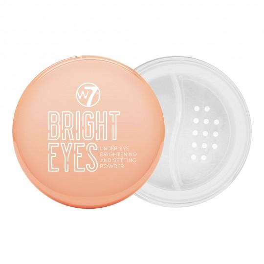 W7 Bright Eyes Under-Eye Brightening And Setting Powder
