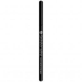 W7 Skinny Mini Micro Eyeliner - Black