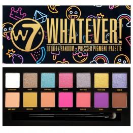 W7 Whatever! Eyeshadow Palette