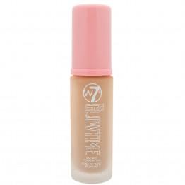 W7 It's Glow Time Radiant Foundation - Almond Glow