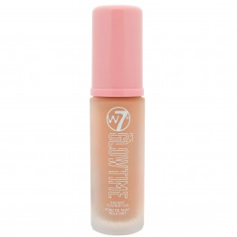 W7 It's Glow Time Radiant Foundation - Sand Glow