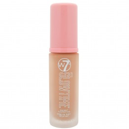 W7 It's Glow Time Radiant Foundation - Honey Glow