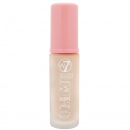 W7 It's Glow Time Radiant Foundation - Porcelain Glow