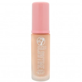W7 It's Glow Time Radiant Foundation - Ivory Glow