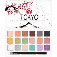 W7 Tokyo Pressed Pigment Palette