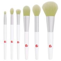 W7 Tokyo 6 Piece Makeup Brush Set