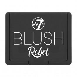 W7 Blush Rebel Blusher - Teach Me
