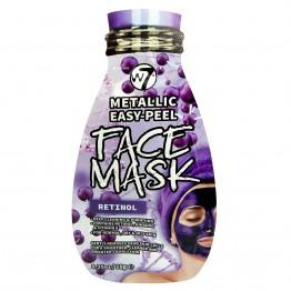 W7 Metallic Easy-Peel Retinol Face Mask
