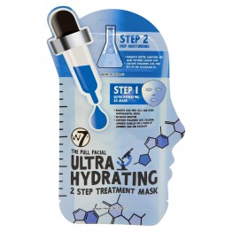 W7 Ultra Hydrating 2 Step Treatment Face Mask