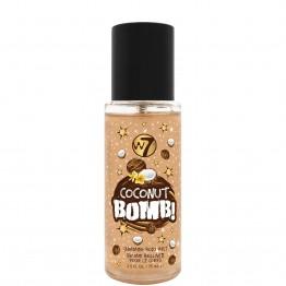 W7 Shimmer Body Mist - Coconut