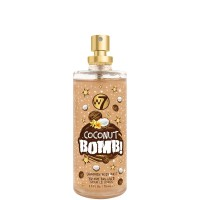 W7 Shimmer Body Mist - Coconut