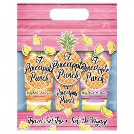 W7 Pineapple Punch Travel Trio Set