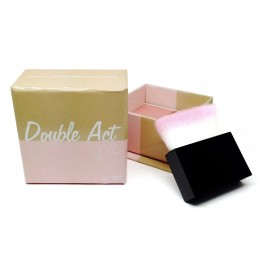 W7 Double Act Bronzer And Blusher Powder