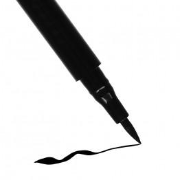 W7 Extra Fine Eye Liner Pen - Black Waterproof