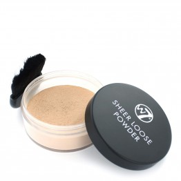W7 Sheer Loose Powder - Ivory