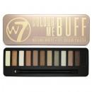 W7 Colour Me Buff Eyeshadow Palette