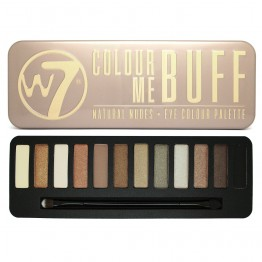 W7 Colour Me Buff Eyeshadow Palette