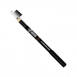 W7 Brow Master 3-in-1 Brow Pencil Definer - Dark Brown