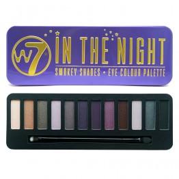 W7 In The Night Eyeshadow Palette