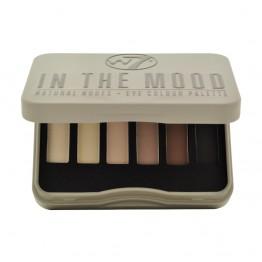 W7 In the Mood Eyeshadow Palette