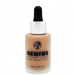 W7 Genius Foundation - Early Tan