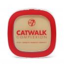 W7 Catwalk Complexion Compact Powder - Translucent