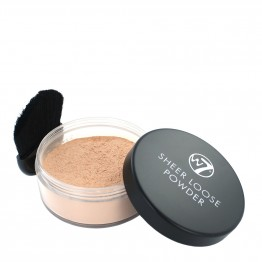 W7 Sheer Loose Powder - Honey