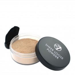 W7 Sheer Loose Powder - Natural Beige