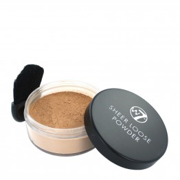 W7 Sheer Loose Powder - Biscuit