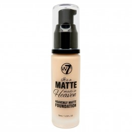 W7 Matte Made In Heaven Foundation - Matte Buff
