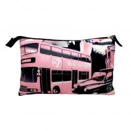 W7 Large London Scene Cosmetic Bag
