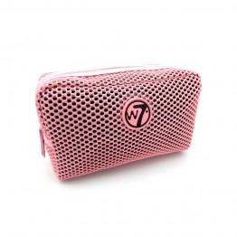 W7 It's Pink Mesh Bag