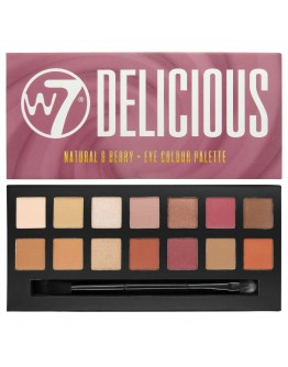 W7 Delicious Eyeshadow Palette